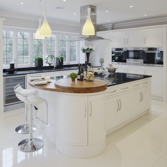Nicholas Bell Bespoke Kitchen Thame