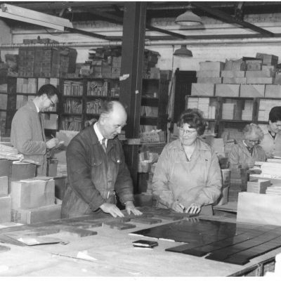 Bell's Manufacture Centre