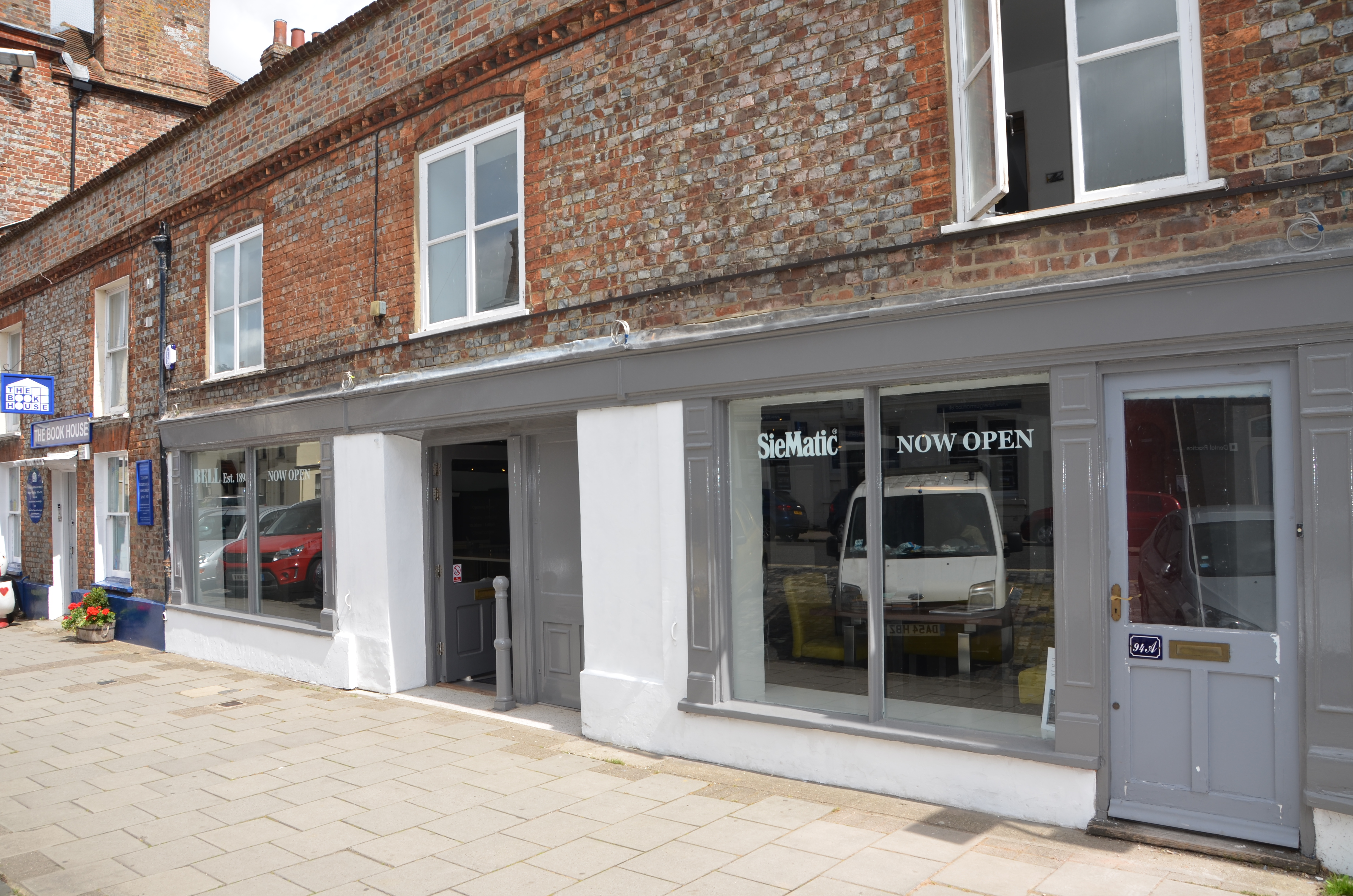 Bell Thame SieMatic Store Front Heritage